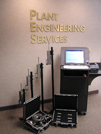 Press Monitoring System